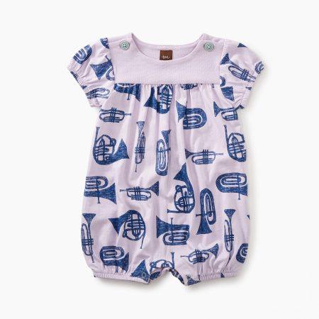 Baby Horn Print Romper
