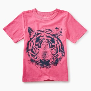 Boys Tiger Graphic Tee