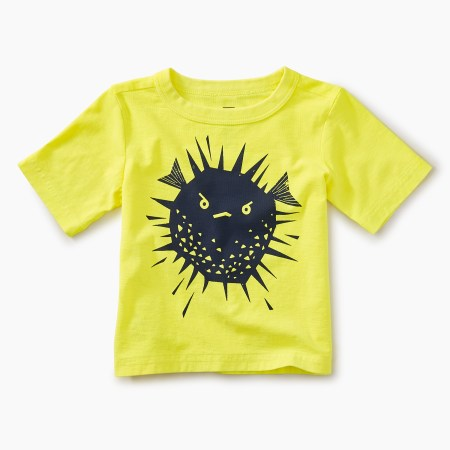 Puffer Fish Graphic Tee