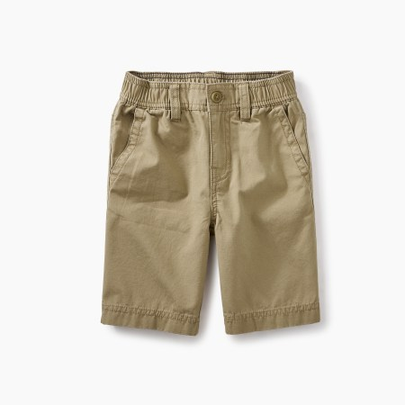 Canvas Travel Shorts