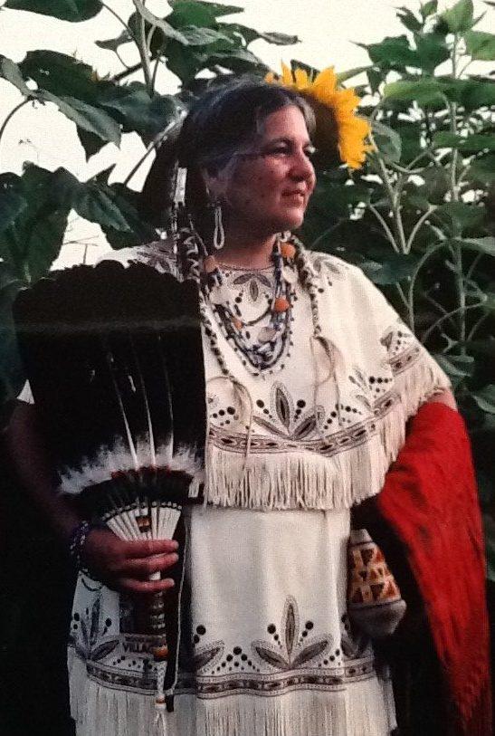 Native Artists x Tea Collection Julia Marden