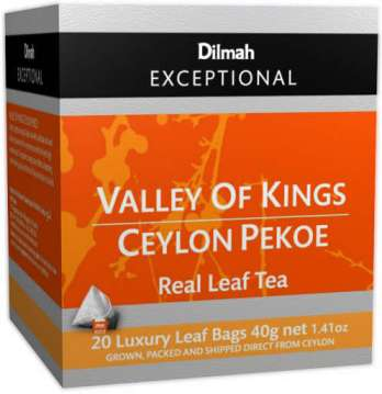 dilmah valley of the kings tea
