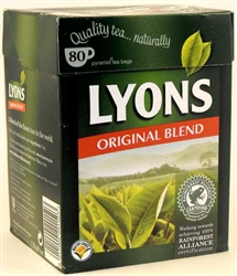 lyons original tea