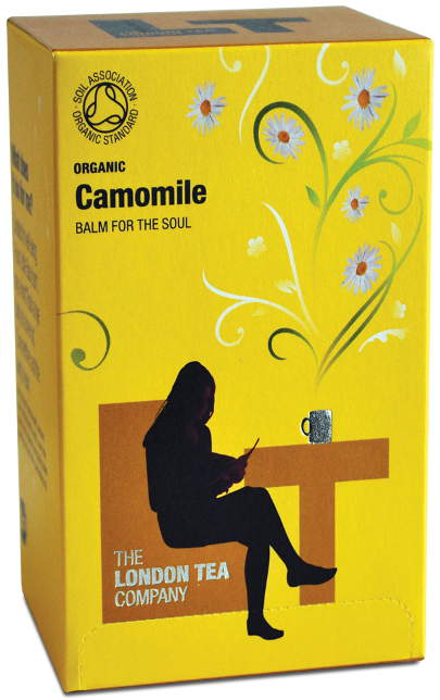 london tea camomile