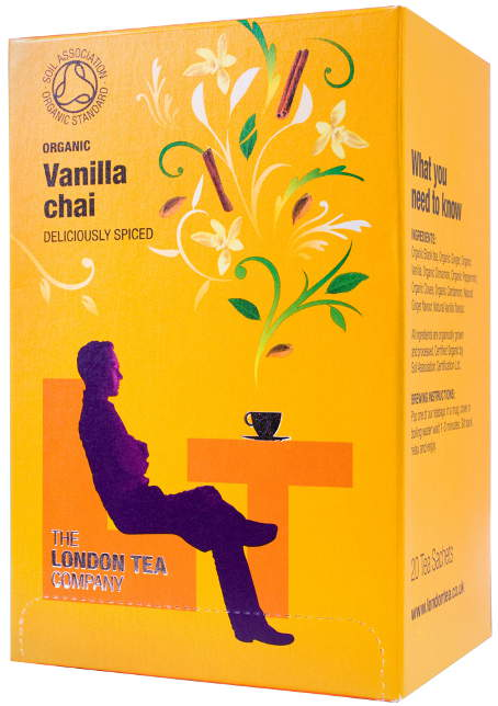London Tea Company Vanilla Chai