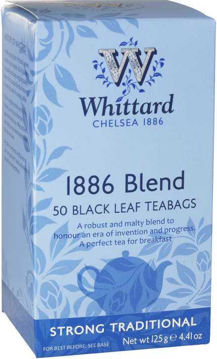 Whittard 1886 Tea