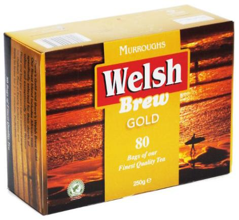 Welsh Brew Gold Tea