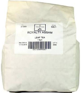 Darvilles Royalty Assam Loose Tea 2.2 lbs