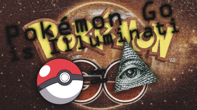 pokemom go illuminati