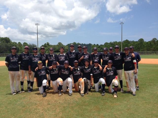 Columbus Explorers 18, Under Armour Southeast 18U Champions