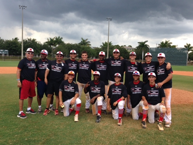 2014 Under Armour Southeast 16U Champions, the Gamewear Nationals