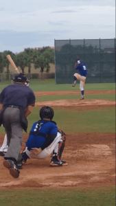 Garrett Gooden 3B/RHP Ninth Inning Royals16