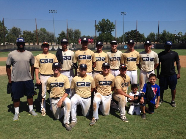 Champions of the 2014 Under Armour Southwest 18u Tournament
