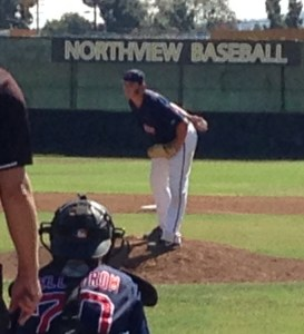 2015 RHP David Hughes