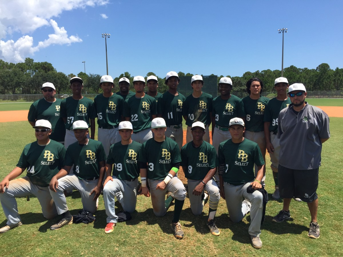 Palm Beach Select 16 (16u Division Champs)