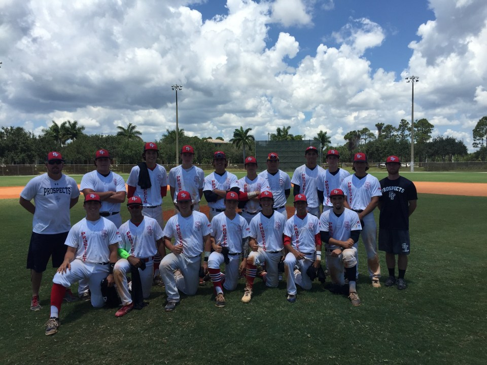 South Florida Prospects 17 (18u Division Champs)