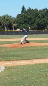 Will Ohme RHP 2018