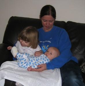 Katie, Thea & Sam