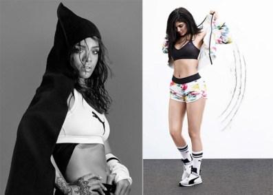 Rihanna Kylie Puma