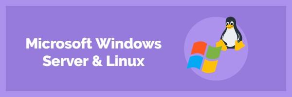 Microsoft Windows Server & Linux Certification