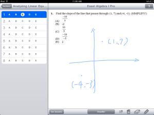 Easel Algebra Pro