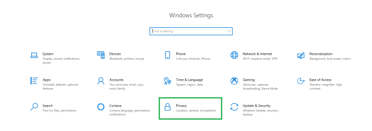 How to stop apps from running in the background on Windows 10