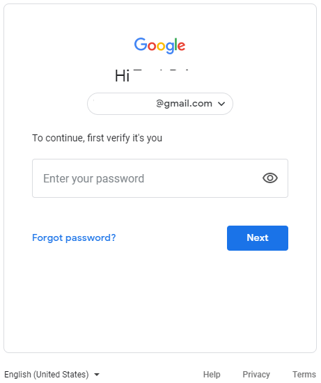 Gmail Account Permanently