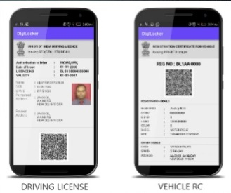 E-Driving Licence