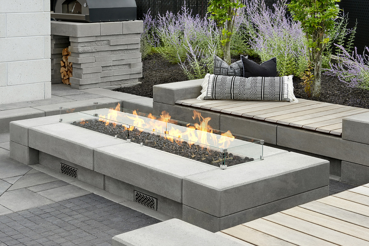 11 amazing stone fire pit ideas for