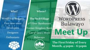 WordPress Meetups Bulawayo