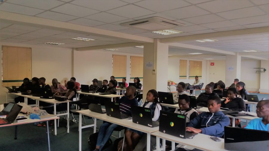Zim Code Boot Camp at The TechVillage