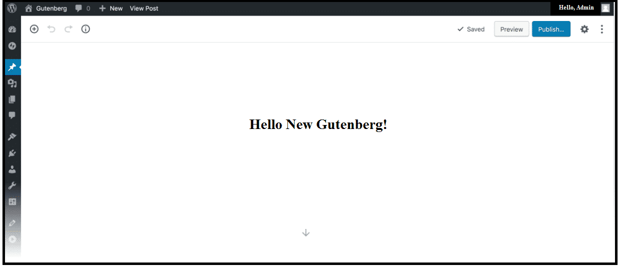 Reasons to Choose Gutenberg for WordPress Website Editor