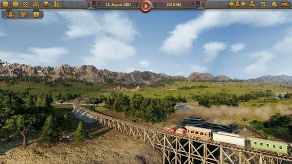 Huge Savings on Railway Empire for PC (£9.49)