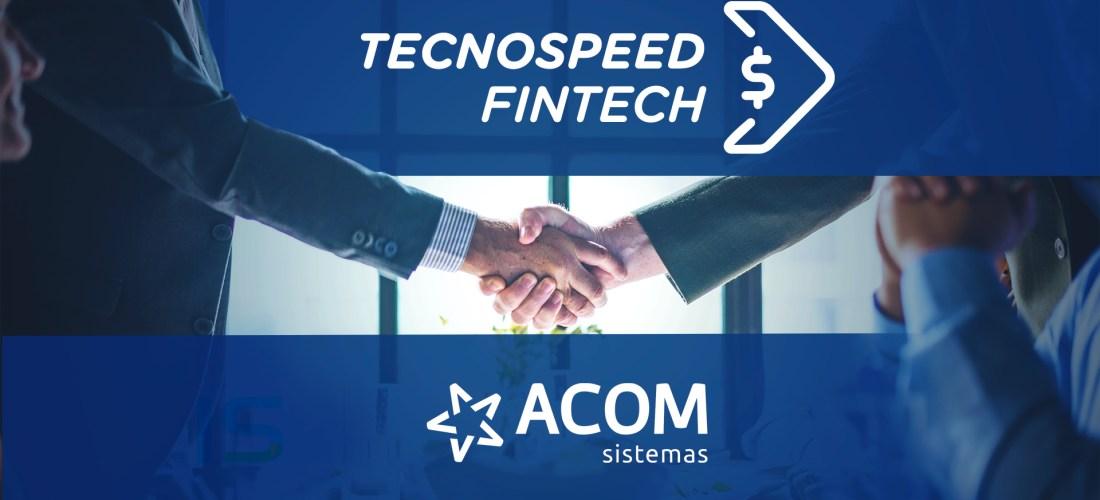 ACOM Sistemas e TecnoSpeed: segurança e facilidade na emissão de boletos