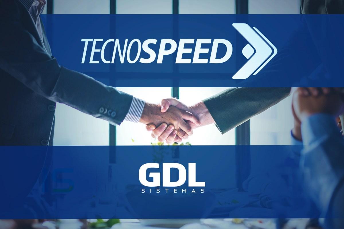 GDL Sistemas e TecnoSpeed: parceria que gera resultados!