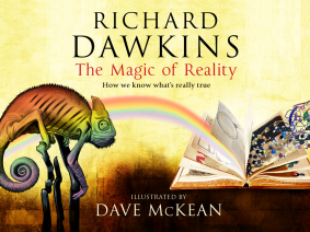 Experience the magic of Richard Dawkins' reality