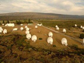 The Allen Telescope Array is back!