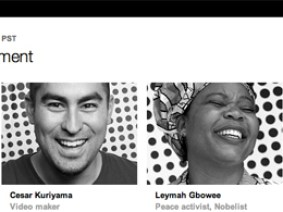 TED2012 speaker lineup revealed!