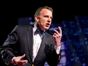 How cities make us smarter: Ed Glaeser at TED2012