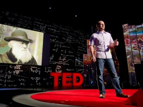 How we know about evolution: Aaron Reedy at TED2012