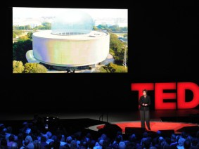 Representing the suppleness of democracy: Liz Diller at TED2012