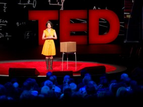 Put your stuff in a box: Angie Miller at TED2012