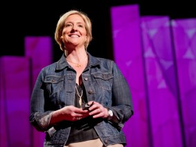 Vulnerability is the birthplace of innovation, creativity and change: Brené Brown at TED2012