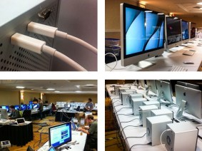 Tech report: Thunderbolt in the Media Cave