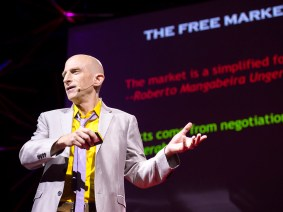 System D, the informal economy: Robert Neuwirth at TEDGlobal 2012