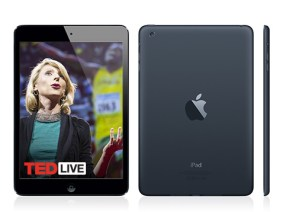 TED Live 2013 memberships now open, now include iPad mini