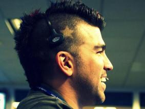 Life on Mars: A Q&A with aerospace engineer (and meme-magnet) Bobak Ferdowsi