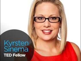 That's Ms. Congresswoman to you!: Fellows Friday with Kyrsten Sinema