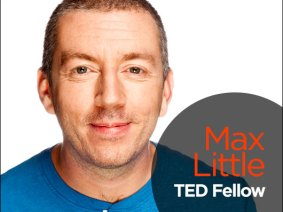 The voice detective: Fellows Friday with Max Little, whose Parkinson's Voice Initiative took off after his TED Talk