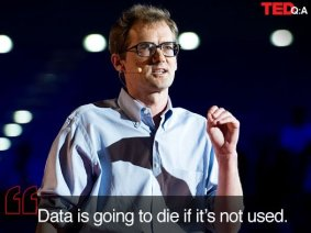 Favorites of 2012: Why the eff didn't you watch these TED Talks?